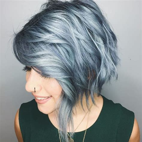 how to color hair silver using pravana color from pastels to silver this girl slays every colour