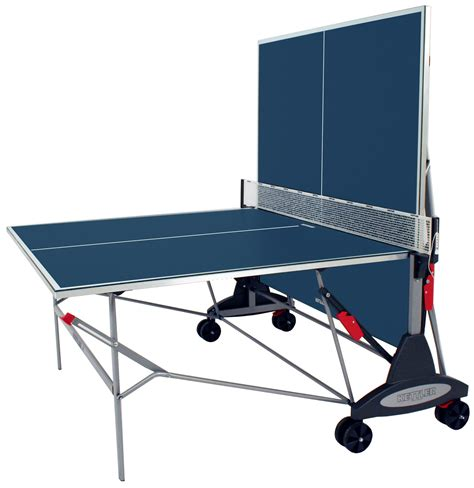 ping pong set for any table kettler stockholm gt outdoor ping pong table