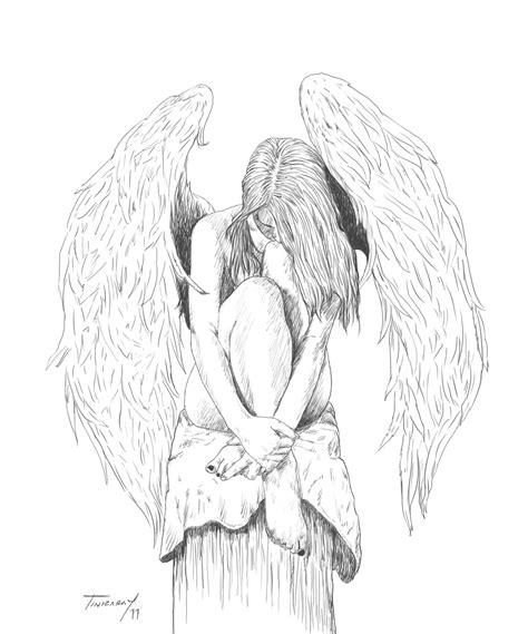 imagenes a lapiz tristes dibujos tristes llorando imagui