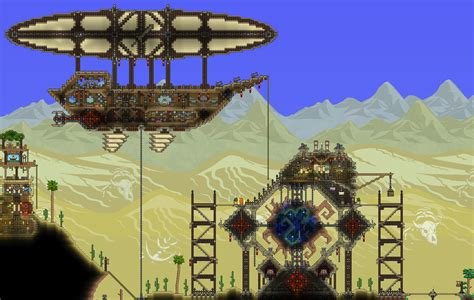 Steampunk research center   http://forums.terraria.org