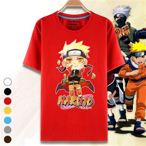 T Shirt Anime Akatsuki japanese anime sasuke tshirt anime t