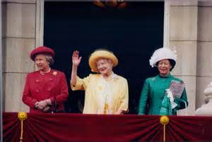 Balcony Speech by The Queen To Celebrate The 70th Anniversary Of Ve Day At A