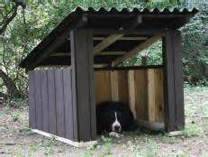 how to build a simple dog house step by step how to build a simple gabled roof doghouse how tos diy