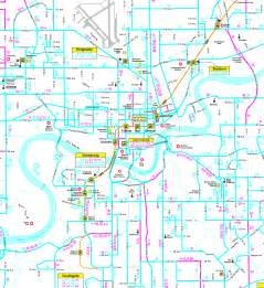 map of edmonton canada maps of edmonton