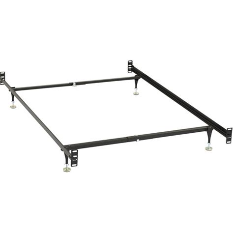 metal bed frame walmart bivona company twin full metal bed frame with headboard