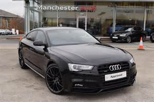 used 2016 audi a5 tdi quattro s line black edition plus