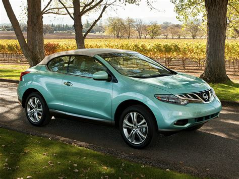 nissan crosscabriolet 2014 nissan murano crosscabriolet price photos reviews