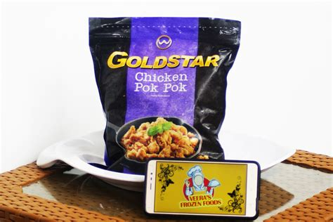 chicken pok pok goldstar frozen food surabaya