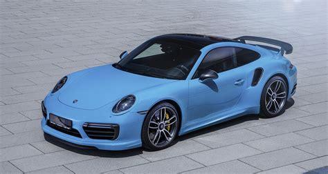 Tech Art Porsche by Techart Porsche 911 Turbo S Coupe Modcarmag