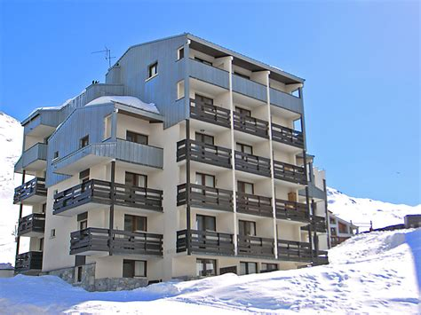 Tignes Appartments by Self Catered Apartment Plein Soleil Fr7351 280 7