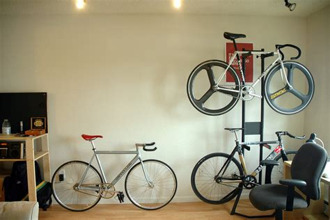 bike storage for small apartments bike rack for apartment perfect solution to hang your