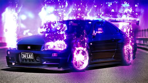modded cars wallpaper modded nissan skyline gtr wallpaper effects only by e a 2