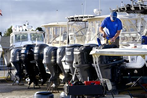 boat mechanic job duties marine products news