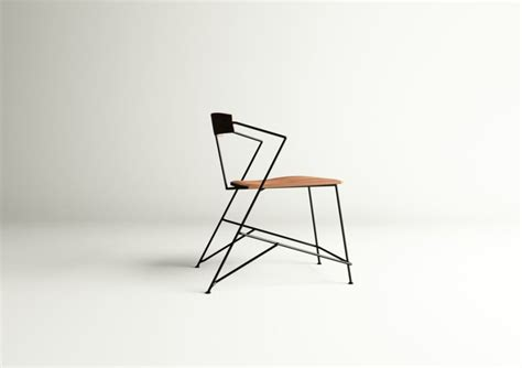 Industrial Arm Chair Design Ideas Power The Minimalist And Industrial Chair