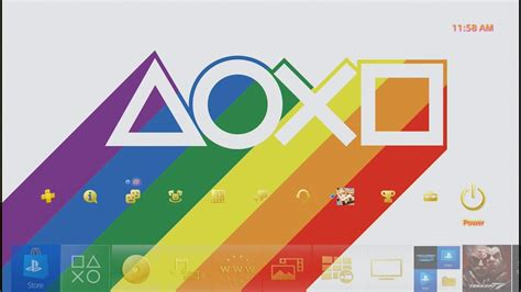 ps4 themes region pride 2017 theme ps4 youtube