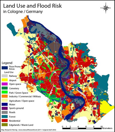 this new map shows your risk of catching lyme disease urban development in the city of cologne k 246 ln views of