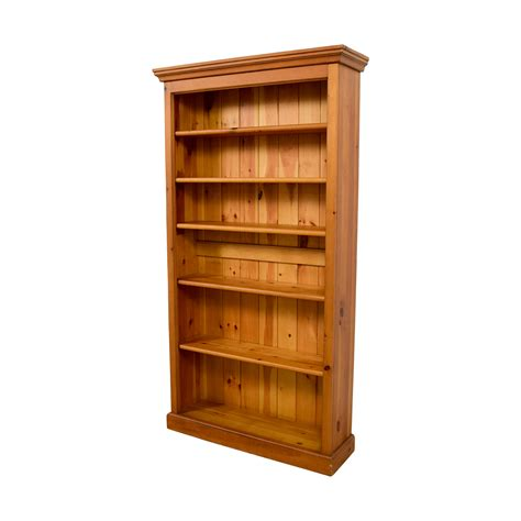 90 Off Crate And Barrel Crate Barrel Walnut Bookcase