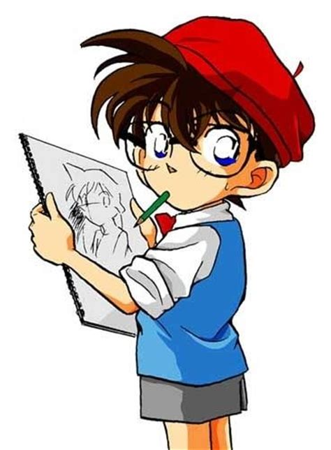 anime detektif crunchyroll groups cute conan lovers