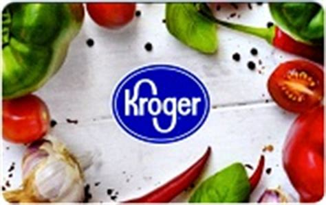 Amazon Gift Cards At Kroger - free kroger gift card shipped prizerebel