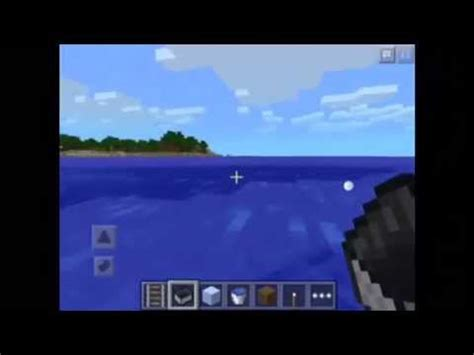 how to make a working boat in minecraft pocket edition how to make a working boat in minecraft pe youtube