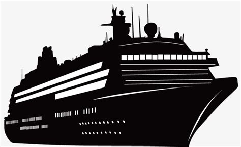 dessin bateau silhouette silhouette of ship modeling silhouette vector ship