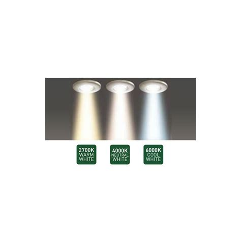 neutral white led light 5 watt 4000k neutral white dimmable gu10 led l