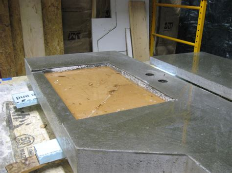 time for more detail concrete countertop quadomated