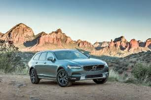 Which Country Is Volvo From 2017 Volvo V90 Cross Country T6 Awd A Volvo Far Removed