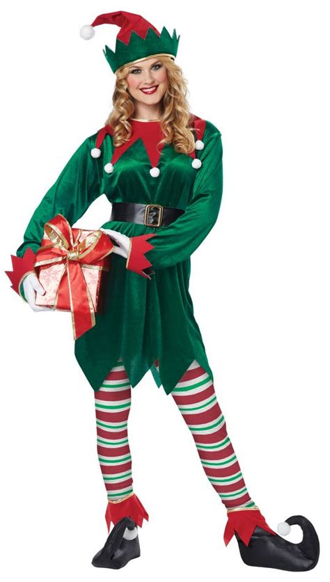 best 25 christmas elf costume ideas on pinterest
