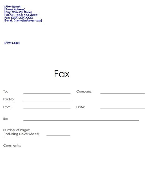 pin fax cover sheet templates how to on pinterest