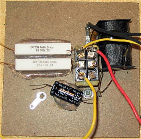 audio speaker capacitors the new advent loudspeaker repair