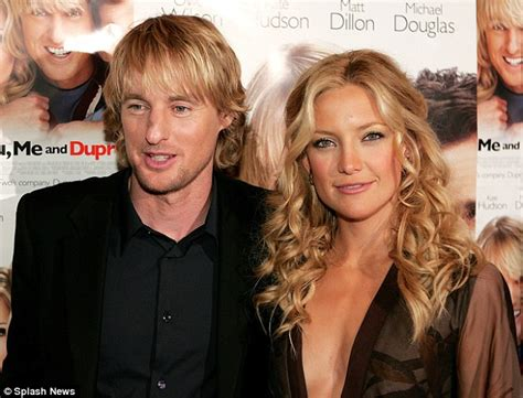 owen wilson and wife owen wilson looks happy during rare sighting with son