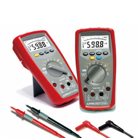 Digital Multimeter Appa appa 90iv series multimeters appa 99iv appa technology