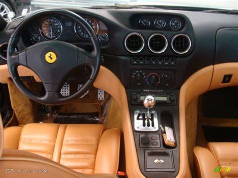 Home Interior Shows 2000 ferrari 550 maranello beige dashboard photo 72210326