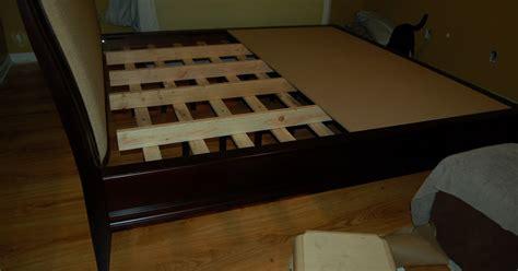 Boards For Bed Slats David Jen Max David Builds A Bunkie Board