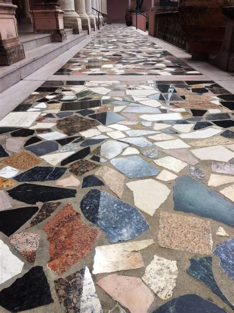 what to do with leftover tile marble granite