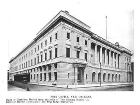 beyond the gilded age the new orleans post office