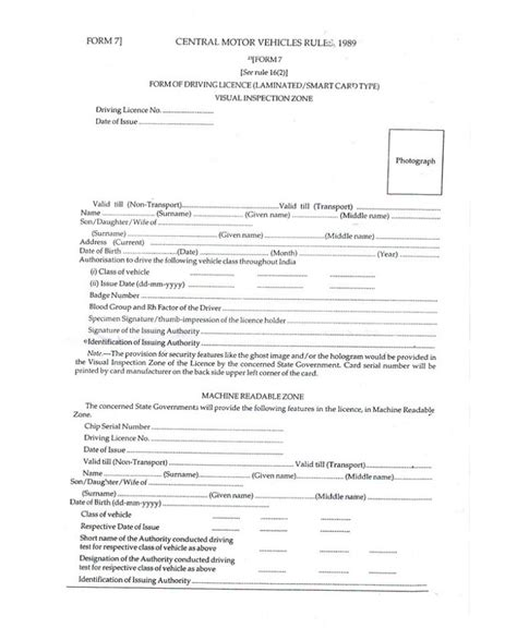 Documents Required For Address Change In Driving License change of address on driving licence documents