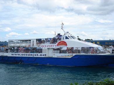 fast boat cebu to bohol bohol wikitravel