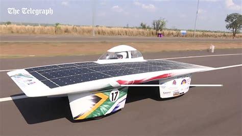 world solar challenge 2015 begins in darwin australia
