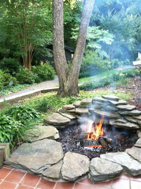 creative fire pit designs  diy options