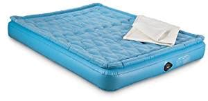 amazon inflatable bed amazon com aerobed pillowtop inflatable bed queen