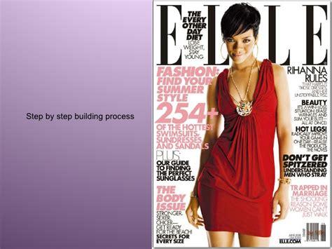 layout elle magazine elle magazine layout