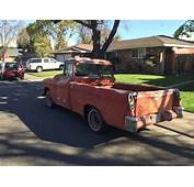 Chevrolet Other Pickups Truck 1955 See Pictures For Sale