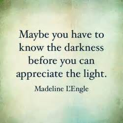 light sayings quotes about darkness and light quotesgram