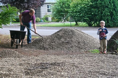 How Much Is A Yard Of Gravel by Scriberson River Rock