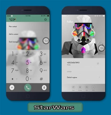 themes mi phone like star wars check out starwars theme for miui direct