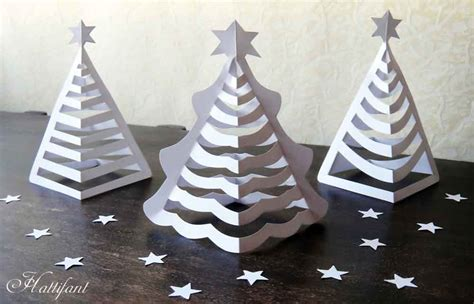 printable paper christmas tree 18 awesome diy christmas tree crafts