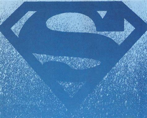 blue superman logo windows mode