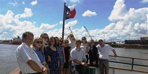 sam houston boat tour logistics transportation policy program college of